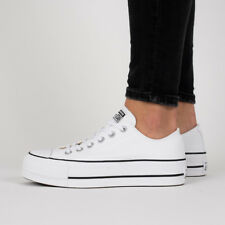 SCARPE DONNA UNISEX SNEAKERS CONVERSE CHUCK TAYLOR ALL STAR LIFT [560251C]
