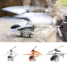 Mini RC Helicopter Radio Remote Control Electric Micro Aircraft Drone Kids Gift
