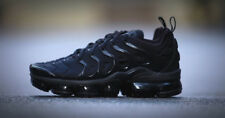 NIKE AIR VAPORMAX TUNED PLUS BLACK, BRAND NEW IN BOX UK SIZE 6 7 8 9 10 11 12