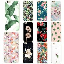Flower Case For iPhone 7 Plus iPhone 6 Case Sexy Girly Soft TPU Cover For iPhone