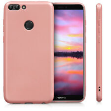 COVER PER HUAWEI ENJOY 7S P SMART CUSTODIA BACK CASE CELLULARE