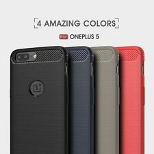 Oneplus 5T case Hybrid Soft TPU Silicon Cover For Oneplus 6 Case Shockproof For