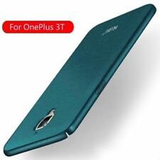 oneplus 3t case ultra thin sandstone case back hard shell frosted cover for onep