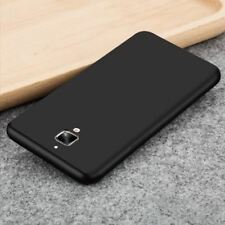 For Oneplus 3T 3 / Oneplus 6 Case Matte Soft Silicon Back Case Full Protection T