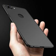 Oneplus 5T Case Hard Matte Slim Back Cover 360 Protection Housing for OnePlus 6