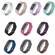 Replacement Strap Bracelet Soft Silicone Watch Band Wrist Strap For Fitbit Charg