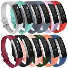 Replacement Fitbit Alta HR Fitness tracker Wristband bracelet Silicone Strap Cla