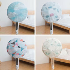FM- Dustproof Anti Dust Fan Protection Protective Cover Child Baby Safety Cap Ey