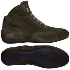 SABELT DRIVING RACING 102U COUPE SUEDE SCARPE UOMO SCAMOSCIATE Unisex New 942ifg