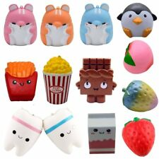 Jumbo Slow Rising Squishies Scented Charms Kawaii Squishy Squeeze Toy Collectia@