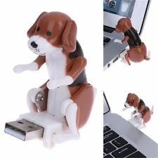 Cute PC USB Gadgets Fun Humping Spot Dog Relieve Stress Toy for Office Worker-a@