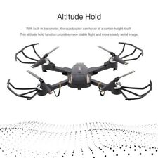 Drone Selfie Drones with Camera HD Wifi Headless Mode Hover Folding 2.4G 4CH