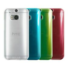 COVER PER HTC ONE M8 DUAL CUSTODIA BACK CASE PER SMARTPHONE