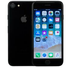 Apple iPhone 7 32GB Jet Black Smartphone Choose Carrier from Unlocked or Locked