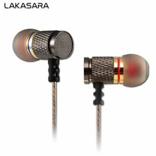 Stereo Earphone with Microphone Earbuds In Ear Headset Bass Sound Music Earphone