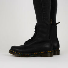 SCARPE DONNA SNEAKERS DR. MARTENS GLANY [PASCAL BLACK NOIR]