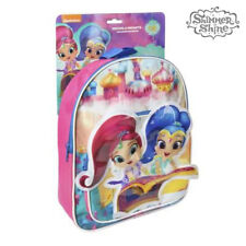 S0701014 Shimmer and Shine Zaino Scuola 3D Shimmer and Shine 72801
