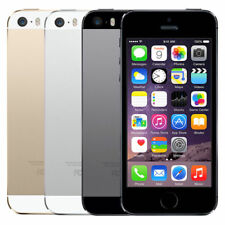 Apple iPhone 5s - 64GB Unlocked Smartphone LTE Gold, Silver, Space Gray