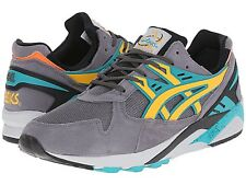 ASICS H502N.1159 GEL-KAYANO TRAINER Mn's (M) Grey/Gold Suede Lifestyle Shoes