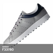 Adidas 2018 Adicross Classic 3 Bandes Men Golf Shoes F33780 Spikeless Gray/Navy