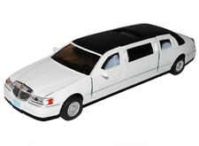 Lincoln Town Car Stretch Limousine Weiss ca 1/43 1/36-1/46 Modellcarsonline Mo..