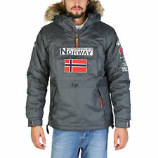 86637 Geographical Norway Boomerang_man Uomo Grigio 86637Geographical Norway
