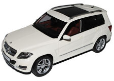 Mercedes-Benz GLK X204 Weiss SUV Ab Facelift 2012 1/18 GTA Welly Modell Auto m..