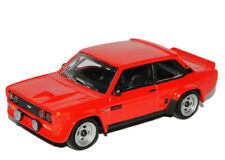 Fiat 131 Abarth Coupe Rot 1974-1984 1/43 Bburago Modell Auto mit oder ohne ind..