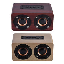 Bajo-Altavoz Doble Reproductor De Audio Bluetooth 4.2 Estéreo Altavoz Subwoofer