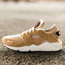 Nike Air Huarache Run | 'PRM' Desert/Sail/Burgundy | Mens Trainers [704830-202]
