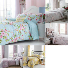 Catherine Lansfield Canterbury Floral Duvet Cover Set