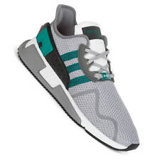 reputable site e77f8 527fb Adidas Eqt Equipment Cushion Adv Grey Two Green Mens Sneakers AH2232