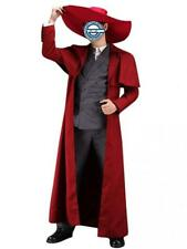 DAZCOS US Size Hellsing Alucard with Hat Cosplay Costume