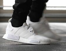 adidas NMD_R1 | White/Gum | Mens Trainers [D96635]