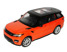 Land Rover Range Rover Sport 2. Generation Orange Ab 2013 1/24 Welly Modell Au..