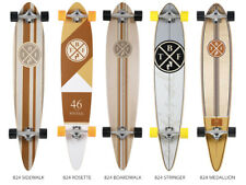 Md 824 Completo Pintail Longboard Skate 107cm By Tbf Cruiser Patín Madera