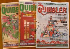 Harry Potter - The Quibbler - Two Complete Magazines - You Choose