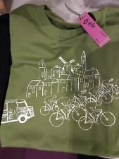 European Le Tour Cycling T Shirt | Riding Through Holland with the Peloton