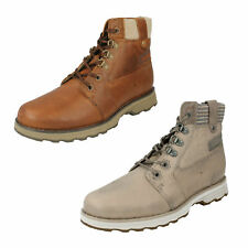 LADIES CASUAL SMART SHOES WARM WINTER ANKLE BOOTS CATERPILLAR CHARLI P307976