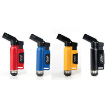 New style Cigarette Accessories Refillable torch lighter Butane gas windproof