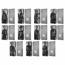 OFFICIAL AMC THE WALKING DEAD EXPOSURE LEATHER BOOK CASE FOR LENOVO PHONES