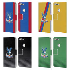 OFFICIAL CRYSTAL PALACE FC 2016/17 KIT LEATHER BOOK CASE FOR GOOGLE PHONES