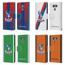 OFFICIAL CRYSTAL PALACE FC 2018/19 PLAYERS KIT LEATHER BOOK CASE FOR LG PHONES 1