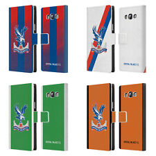 CRYSTAL PALACE FC 2018/19 PLAYERS KIT LEATHER BOOK CASE FOR SAMSUNG PHONES 3