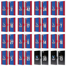 CRYSTAL PALACE FC 2016/17 PLAYERS HOME KIT LEATHER BOOK CASE FOR HUAWEI PHONES 2