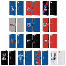 OFFICIAL CRYSTAL PALACE FC THE EAGLES LEATHER BOOK CASE FOR HUAWEI PHONES 2