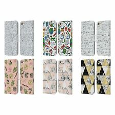 JULIA BADEEVA ASSORTED PATTERNS 3 LEATHER BOOK CASE FOR APPLE iPOD TOUCH MP3