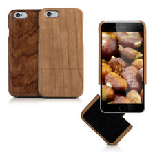 FUNDA PROTECTORA DE MADERA NATURAL PARA APPLE IPHONE 6 6S
