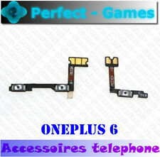 OnePlus 6 Nappe bouton touche power button ON OFF volume flex cable