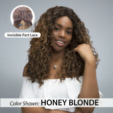 100% PREMIUM SYNTHETIC HAIR - DEEP PART LACE WIG - VIXEN WIG - HERA REMY